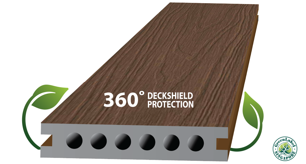 DECKSHIELD ULTRADECK Product Information